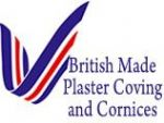 British Made Plaster Coving / Cornices